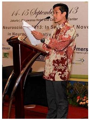Dr. Irawan Satriotomo